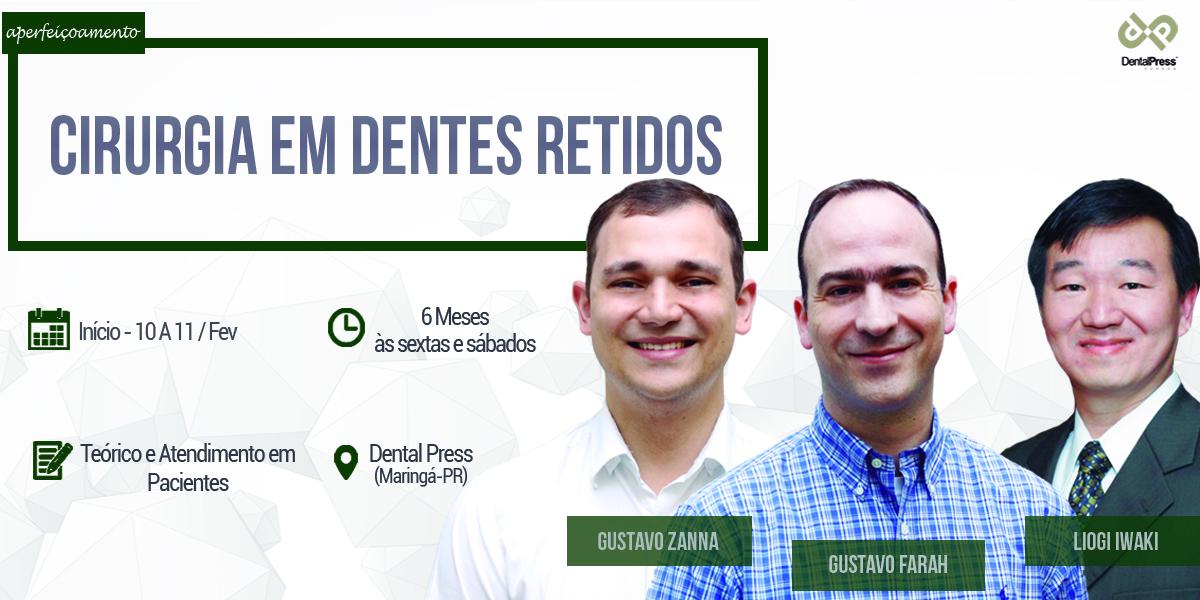 Cirurgia em Dentes Retidos