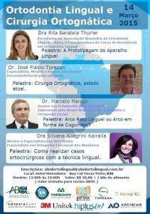 Ortodondia lingual e cirurgia ortognática