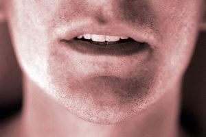 infecção bucal