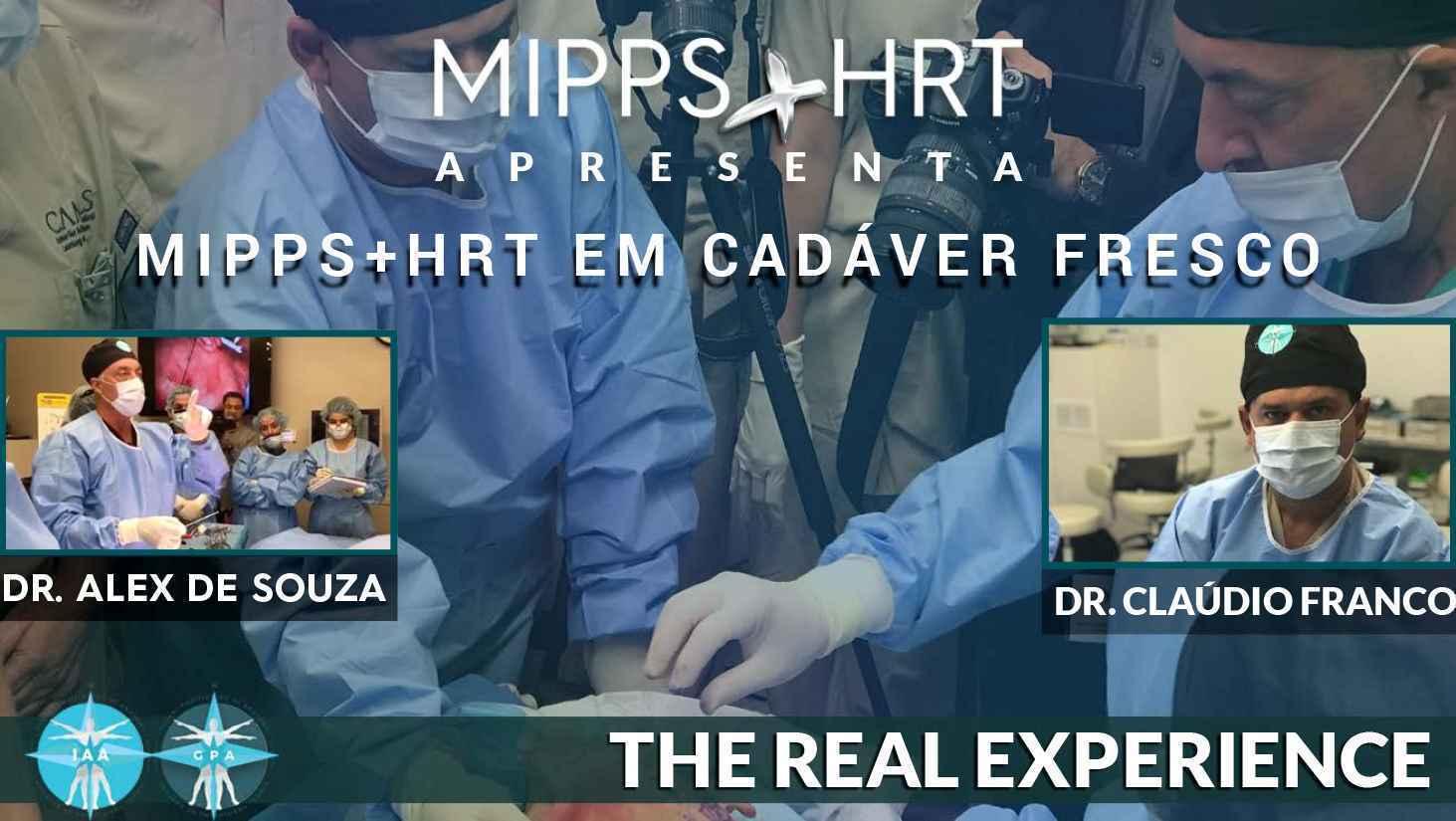Curso MIPPS+HRT therapeutic dentistry