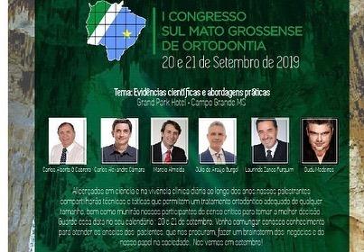 I Congresso Sul Mato Grossense de Ortodontia