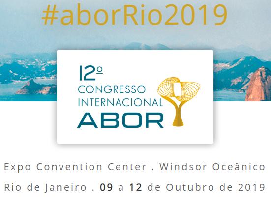 12° Congresso Internacional ABOR