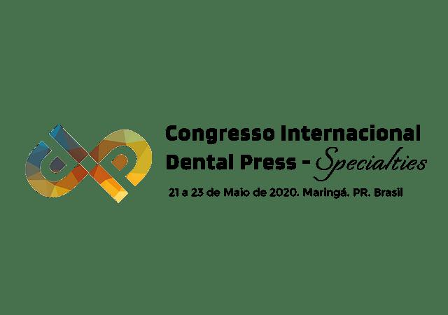 Congresso Internacional Dental Press - Specialties
