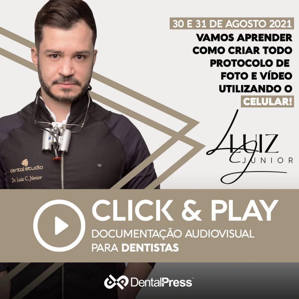 Click & Play: Documentação Audiovisual para Dentistas